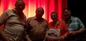 Orlando Millward attended Rod Stewart: the Hits. on Mar 14th 2020 via VetTix