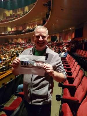 USU Austin Sailor attended Rod Stewart: the Hits. on Mar 14th 2020 via VetTix