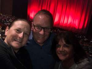 Jackie  attended Rod Stewart: the Hits. on Mar 14th 2020 via VetTix