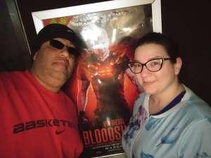 John attended Military Mondays @ The Movies on Mar 16th 2020 via VetTix