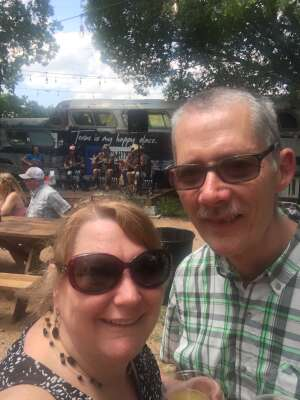 Music Wine Food attended Fredericksburg Goat Festival - Goat Pass on May 23rd 2020 via VetTix