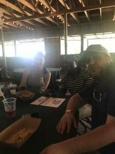 Dominic Leal attended Texas T*******e Festival - Big T*******e VIP Ticket on Aug 1st 2020 via VetTix