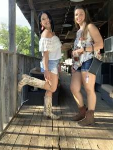 Haley attended Texas T*******e Festival - Big T*******e VIP Ticket on Aug 1st 2020 via VetTix