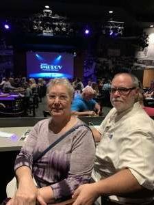 Ray attended Tempe Improv on Jun 5th 2020 via VetTix