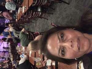 Janice attended Brad Williams @ Stand Up Live on Jun 6th 2020 via VetTix