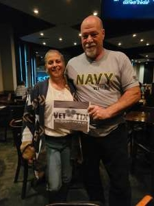 Joe attended Palm Beach Improv on Jun 5th 2020 via VetTix