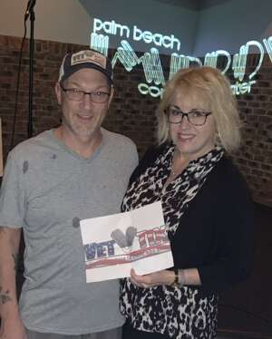Steven Manola attended Palm Beach Improv on Jun 5th 2020 via VetTix