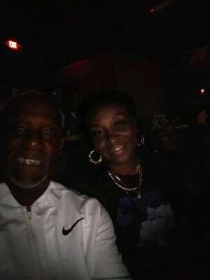 Derril and Bessie attended Miami Improv on Jun 13th 2020 via VetTix