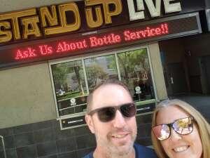 Matt attended Brad Williams @ Stand Up Live on Jun 6th 2020 via VetTix