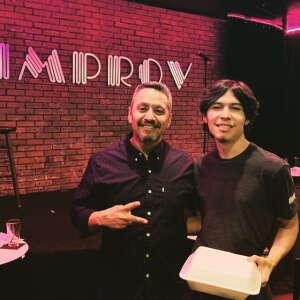 Jose attended Addison Improv on Jun 6th 2020 via VetTix