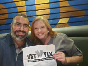 Rick w. attended Rick Bronsons House of Comedy on Jun 13th 2020 via VetTix