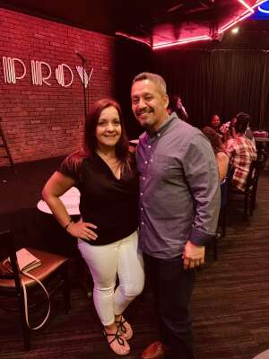 Jose  attended Addison Improv on Jun 20th 2020 via VetTix