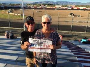 Click To Read More Feedback from Tucson Speedway - Freaky Fast