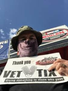 Jerry Slack attended Tucson Speedway - Roasted Rattler on Aug 1st 2020 via VetTix