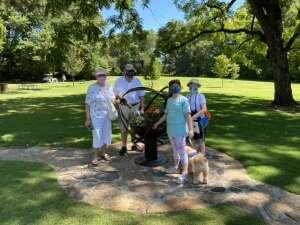 Paul B attended Memphis Botanic Garden on Jun 25th 2020 via VetTix