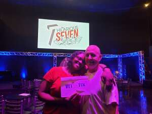 Eric attended The Hilarious 7 on Jul 2nd 2020 via VetTix