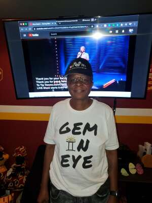 Dale attended COMEDY'S BEST KEPT SECRET TOUR 2020 - VIRTUAL COMEDY SHOW - WASHINGTON DC on Jul 17th 2020 via VetTix