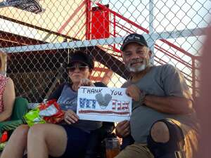 Miguel attended Tucson Speedway - Hot Shot 50 on Sep 5th 2020 via VetTix