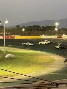 Leslie attended Tucson Speedway - Roadrunner on Sep 19th 2020 via VetTix