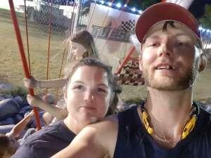 Kyle C. attended Tucson Speedway - Roadrunner on Sep 19th 2020 via VetTix