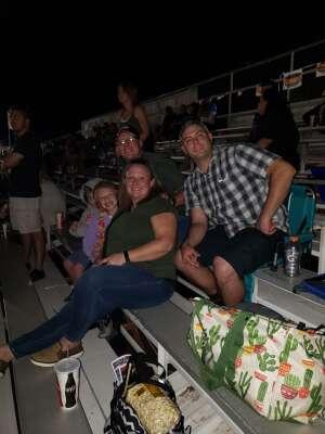 Will attended Tucson Speedway - Roadrunner on Sep 19th 2020 via VetTix