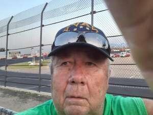 Bill  attended Tucson Speedway - Roadrunner on Sep 19th 2020 via VetTix