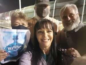 Steve  attended Tucson Speedway - Grand Finale on Oct 31st 2020 via VetTix