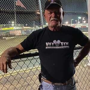 Roger K attended Tucson Speedway - Grand Finale on Oct 31st 2020 via VetTix