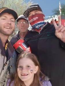 Kyle C. attended Tucson Speedway - Turkey Shoot Day 1 on Nov 27th 2020 via VetTix