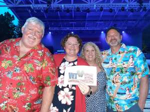 Danny USN attended Lee Greenwood on Sep 4th 2020 via VetTix