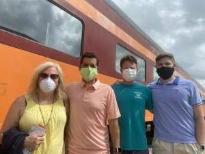 Kirk Wallace attended Austin Steam Train Association - Lakeline Limited on Jul 25th 2020 via VetTix