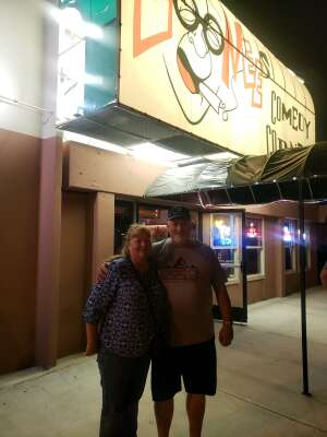 Finally a night out attended Shots Fired! A Comedy Roast on Jul 30th 2020 via VetTix