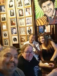 Ro attended Zanies Comedy Club on Jul 24th 2020 via VetTix