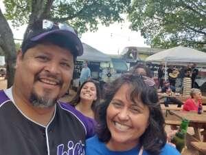 EdnaLynn Saucedo attended Fredericksburg Taco, Tequila & Cerveza Fest on Jul 25th 2020 via VetTix