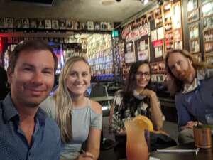 Jose attended Zanies Comedy Club on Jul 25th 2020 via VetTix