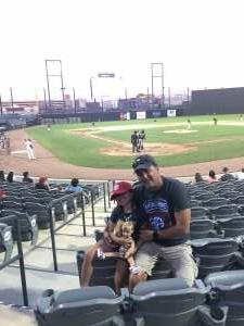Guy Swanson attended Chicago Dogs vs. Fargo - Moorhead Redhawks - MiLB on Jul 19th 2020 via VetTix