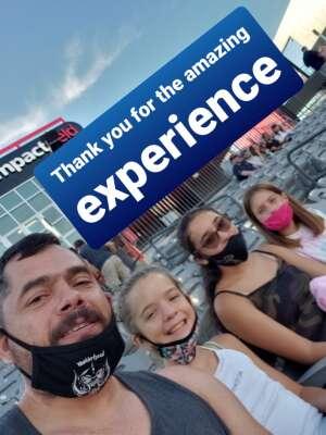 Jordan attended Chicago Dogs vs. Fargo - Moorhead Redhawks - MiLB on Jul 19th 2020 via VetTix