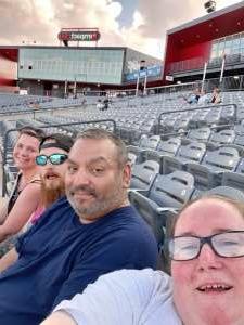 Ro attended Chicago Dogs vs Milwaukee Milkmen - MiLB on Jul 26th 2020 via VetTix
