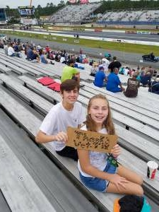 Click To Read More Feedback from Amalie Motor Oil NHRA Gatornationals - Sunday