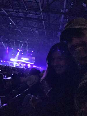 Jason Mell attended Casting Crowns Only Jesus Tour on Oct 8th 2021 via VetTix