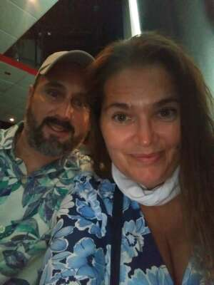 Scott attended Palm Beach Improv on Jul 24th 2020 via VetTix