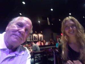 Fred attended Tempe Improv on Jul 26th 2020 via VetTix