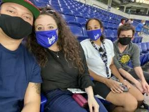 Ron Pack attended Indy Eleven vs. Hartford Athletic - USL on Jul 29th 2020 via VetTix