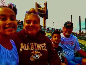 Wags attended Chicago Dogs vs Winnipeg Goldeyes - MiLB on Jul 30th 2020 via VetTix