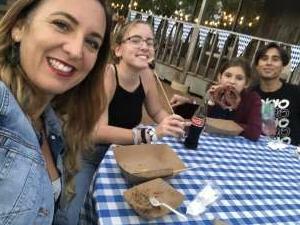 Amanda K attended Oktoberfest on Oct 2nd 2020 via VetTix