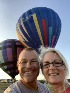 Ivan attended The Best of Texas Food and Wine Balloon Weekend on Sep 12th 2020 via VetTix