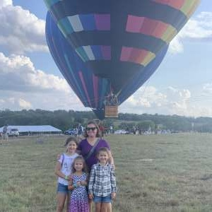 Jess B attended The Best of Texas Food and Wine Balloon Weekend on Sep 12th 2020 via VetTix