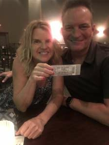 N. Kirkland attended Laugh Out Loud Comedy Club on Aug 2nd 2020 via VetTix