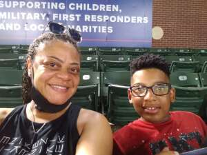 CYH attended North Texas SC vs. Chattanooga Red Wolves - USL 1 on Aug 8th 2020 via VetTix