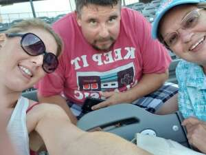 Keith Ustaszewski attended Chicago Dogs vs. Milwaukee Milkmen - MiLB on Aug 13th 2020 via VetTix